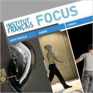 Voir la fiche Institut Français - FOCUS